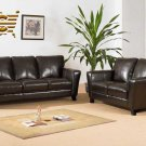 NEW 3PCS  NEW CONTEMPORARY LEATHER SOFA  SET, AC-819