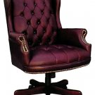 1 New Traditional Executive Office Chair  item #274