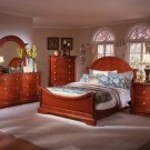 NEW 5pc Contemporary Modern Bedroom Set - ITEM#C-B8200