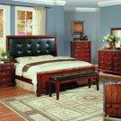 NEW 5pc Contemporary Modern Bedroom Set - ITEM#C-B2600
