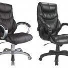 ONE NEW ERGONOMIC HI-BACK EXECUTIVE OFFICE CHAIR #10211