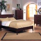NEW 5pcs All Wood Traditional Bedroom Set - ITEM#F9062