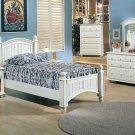 NEW 5pcs All Wood Full Size Kids Bedroom Set- #US 832