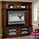 New All Wood Plasma LCD TV Entertainment Center#221-300