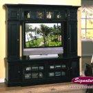 New All Wood Plasma LCD TV Entertainment Center#246-300