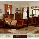 NEW 5pc Contemporary Modern Bedroom Set - ITEM#CM7820