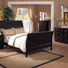 NEW 5pcs All Wood Traditional Bedroom Set - ITEM#F9061