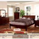 NEW 5pc Queen Full Wood Traditional Bedroom Set CM7825L