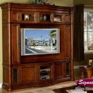 New All Wood Plasma LCD TV Entertainment Center#267-350