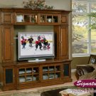 New All Wood Plasma LCD TV Entertainment Center#247-300