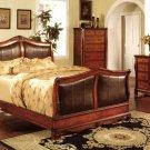 NEW 5pcs All Wood Traditional Bedroom Set - ITEM#F9136