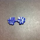 My Little Pony G3 Blue Iridescent Flower Clip/Barrette