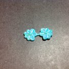 My Little Pony G3 Green Iridescent Flower Clip/Barrette