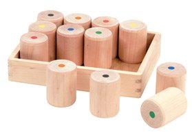 Weight Wooden Box