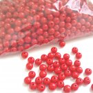 Beads: Red 5 oz(over 500 units)