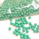 Beads:Green (5 oz, over 500 units)