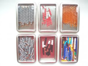 Montessori Snake Game Boxes-Handmade