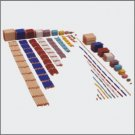 The complete set of bead materials