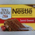 Nestle Toll House Semi-Sweet Baking chocolate Bar (Pack of 10)