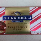 Ghiradelli Peppermint Bark Premium Baking Bar 3.5 oz(Pack of 10)