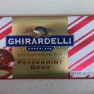 Ghiradelli Peppermint Bark Premium Baking Bar 3.5 oz(Pack of 10)