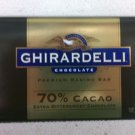 Ghirardelli 70% Cocao Extra Bittersweet Premium Baking Bar 4 oz (Pack of 10)