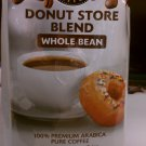 Beaumont Donut Store Blend 100% Arabica Coffee - Whole Bean(Pack of 2)
