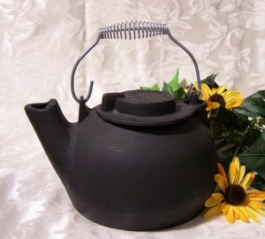 Old Mountain Tea Kettle