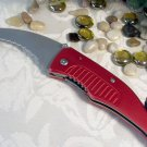 Knife Fire-Fighter RED