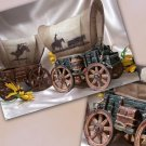 Set of Covered Wagon Lights