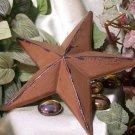 Cast Iron Nail Star - X-Large