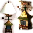 Jim Shore Horse Weathervane Lamp