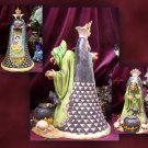"""Jim Shore """"Wicked"""" Witch Queen"""
