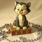 "Jim Shore Disney's ""Buono Figaro"" Cat"