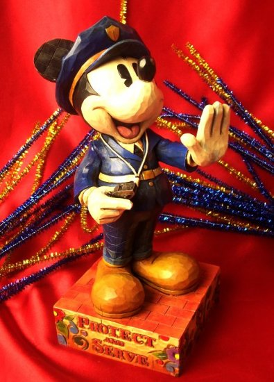 "Disney's Mickey Mouse ""Protect & Serve"""