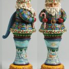 "Jim Shore Santa Nutcracker ""Season Sweets"""