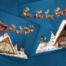 Jim Shore Roof top Santa