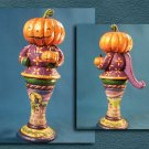 Jim Shore Pumpkin Nutcracker