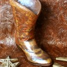 Western Cowboy Boot Bank