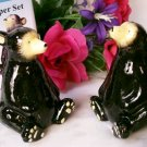 Silhouette Bears Salt & Pepper Shakers