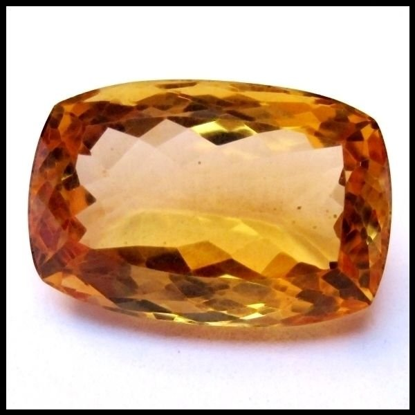 9.10 CARAT MOST BEAUTIFUL & SPARKLING NATURAL AFRICAN CITRINE GEMSTONE