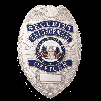 Security Shield Silver FCBA05