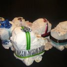Diaper Cake Stroller/ Diaper Cake Centerpiece for boy, for girl