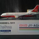 JET-X BLUE BOX ALIA ROYAL JORDANIAN L-1011-500  TRISTAR
