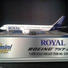 GEMINI JETS ROYAL AIRLINES BOEING 757-200 NEW Canada