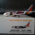 GEMINI JETS SOUTHWEST AIRLINES BOEING 737-700 ILLINOIS  LIVERY  1:400