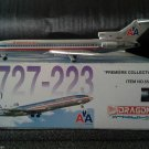 DRAGON WINGS AMERICAN AIRLINES 727-223 POLISHED CHROME