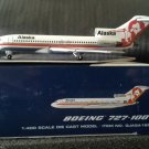 GEMINI JETS ALASKA AIRLINES 727-100 GOLD PROSPECTOR LIVERY