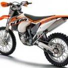 2014 KTM XC 500W