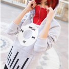 IPod Hoodie Sudadera WH018 Kawaii Clothing